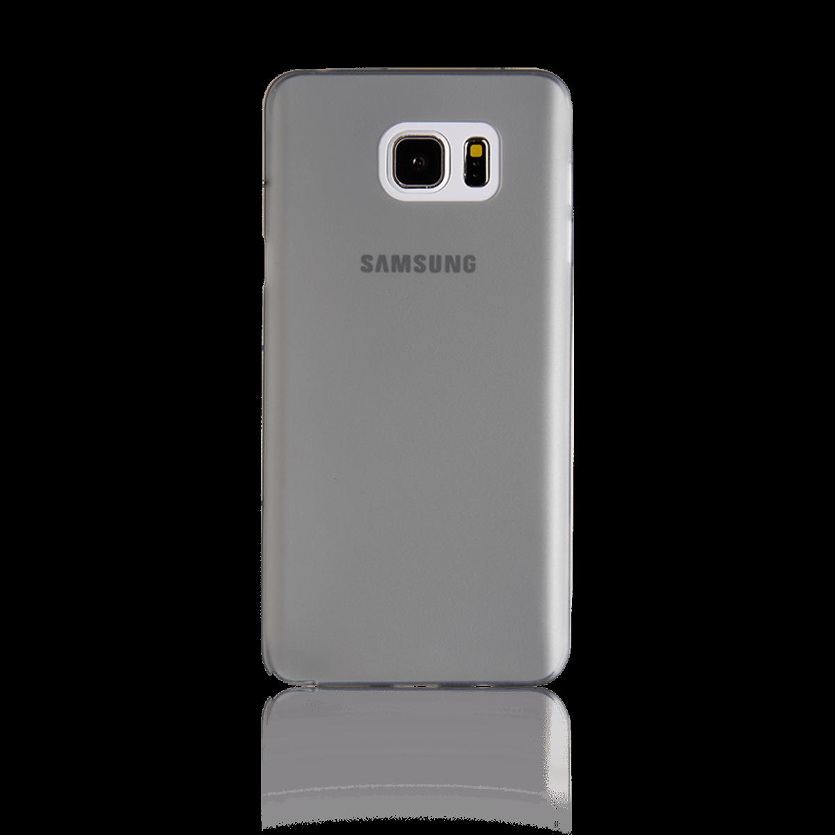 Samsung Note 5 için spada Ultra ince TPU Saydam renk Kapak