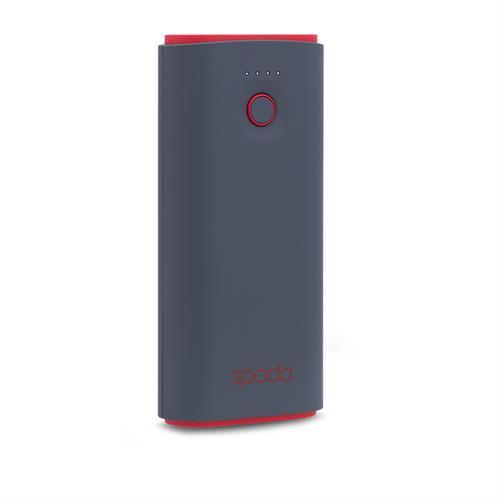 spada P82 5200 mah Kırmızı Powerbank