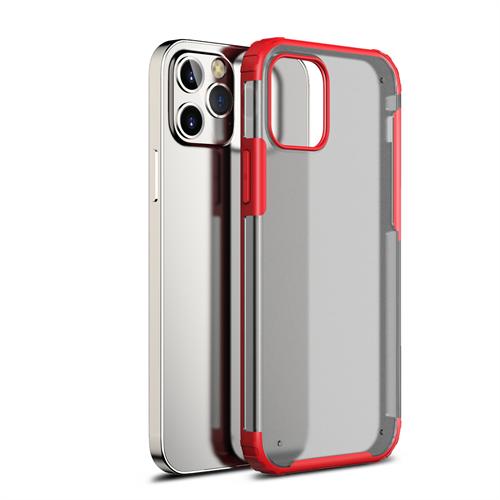 iphone 12 Mini için spada Rugged Kırmızı kapak