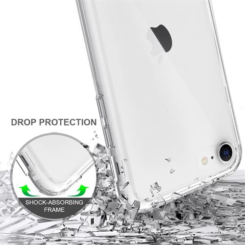 iPhone 12/12 Pro  için spada Elit serisi saydam kapak