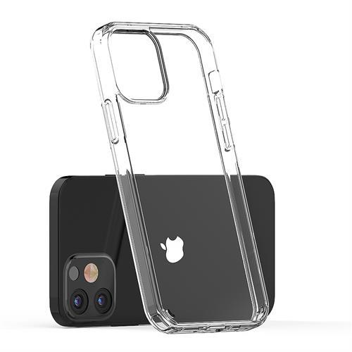 iPhone 12 Mini için spada Elit serisi saydam kapak