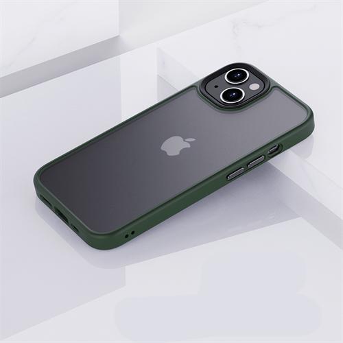 iPhone 13 için spada Panzer Yeşil Kapak