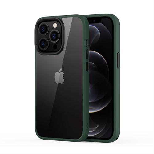 iPhone 13 Pro için spada Panzer Yeşil kapak