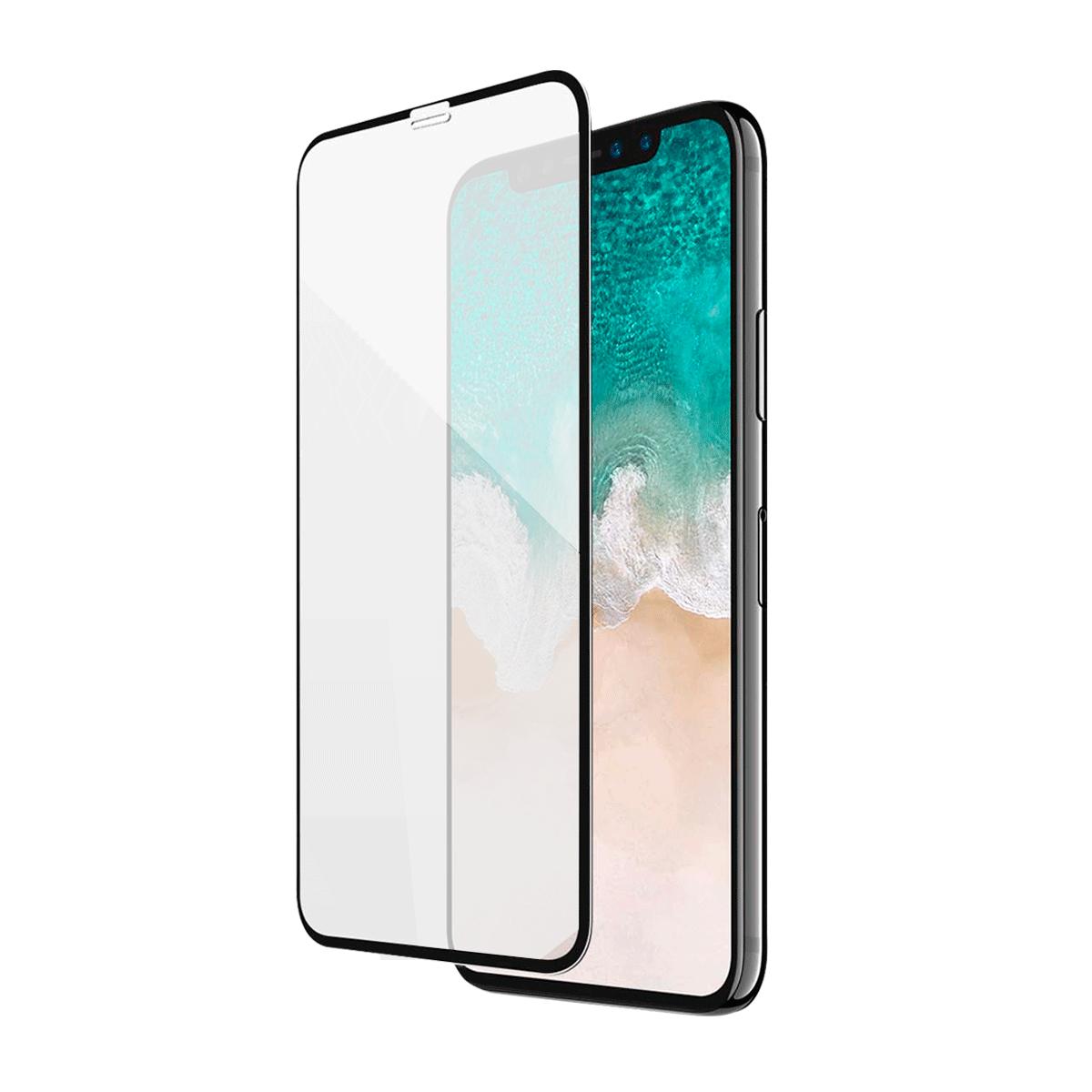 iPhone 12 Mini için spada Mat Tam kaplayan temperli ekran koruma camı
